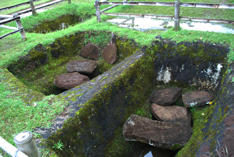 Vrouwen waren in die tijd de baas en kregen de grootste graven.