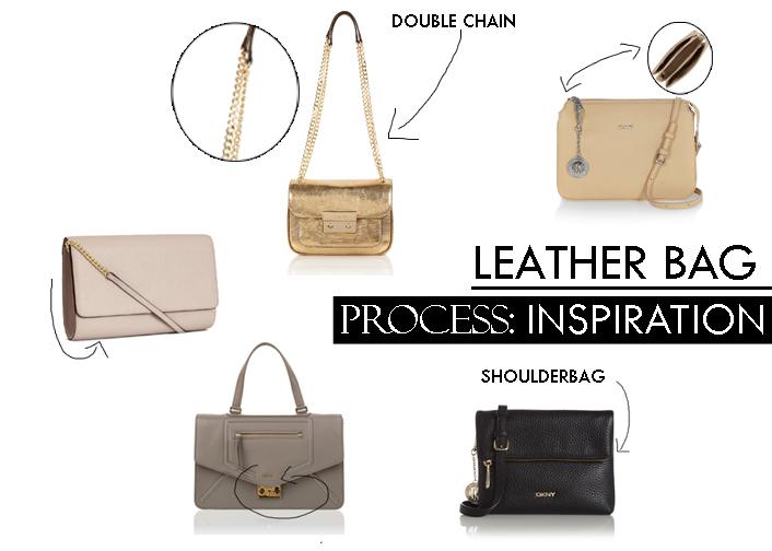 Leren Tas Laten Maken Bali : Leather bag in process inspiration i s a b e l c r